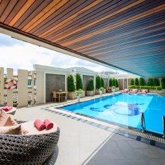 Отель Mida Airport Бангкок бассейн фото 2