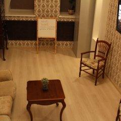 Гостиница Amigo Tzvetnoi Bulvar комната для гостей