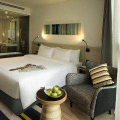Отель Liberty Central Saigon Citypoint комната для гостей фото 5