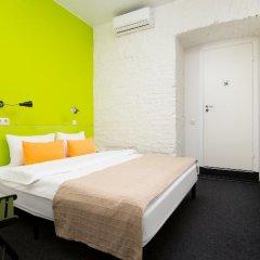 Гостиница Станция L1 Стандартный номер с двуспальной кроватью фото 7
