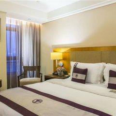Windsor Park Hotel Kunshan комната для гостей фото 4