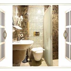 Venus Hotel Taksim Турция, Стамбул - 1 отзыв об отеле, цены и фото номеров - забронировать отель Venus Hotel Taksim онлайн ванная фото 2
