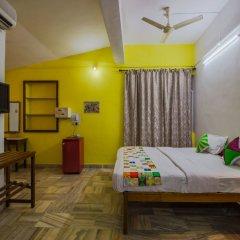 Отель OYO 12902 Home Vibrant Stay Candolim Гоа комната для гостей