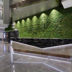 DoubleTree by Hilton Hotel Istanbul - Piyalepasa Турция, Стамбул - 3 отзыва об отеле, цены и фото номеров - забронировать отель DoubleTree by Hilton Hotel Istanbul - Piyalepasa онлайн интерьер отеля фото 2
