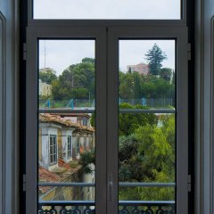 Hotel Portuense балкон