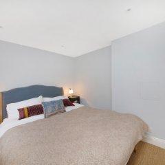 Отель Stunning 2 Bedroom Apartment With Garden in Notting Hill Великобритания, Лондон - отзывы, цены и фото номеров - забронировать отель Stunning 2 Bedroom Apartment With Garden in Notting Hill онлайн комната для гостей фото 5