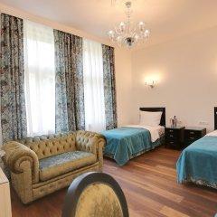 Отель Ferdinandhof Apart-Hotel Чехия, Карловы Вары - отзывы, цены и фото номеров - забронировать отель Ferdinandhof Apart-Hotel онлайн комната для гостей фото 4