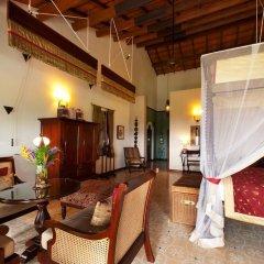 Отель Reef Villa & Spa Шри-Ланка, Ваддува - отзывы, цены и фото номеров - забронировать отель Reef Villa & Spa онлайн комната для гостей фото 4