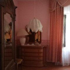 Отель La Dimora Dei 5 Sensi Понтеканьяно-Фаяно удобства в номере