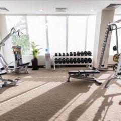 Отель Somerset Vista Ho Chi Minh City фитнесс-зал фото 4