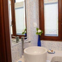 Отель Agriturismo Al Crepuscolo Италия, Реканати - отзывы, цены и фото номеров - забронировать отель Agriturismo Al Crepuscolo онлайн ванная