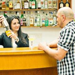 Отель NABUCCO Прага гостиничный бар