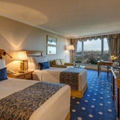 Отель InterContinental Istanbul комната для гостей фото 10
