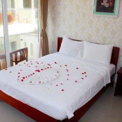 Отель Hai Yen Resort сейф в номере