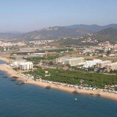 Hotel Montemar Maritim пляж