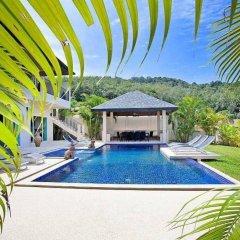 Отель Villa Yok Kiao бассейн