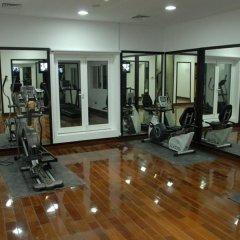 Отель Al Hayat Hotel Suites ОАЭ, Шарджа - отзывы, цены и фото номеров - забронировать отель Al Hayat Hotel Suites онлайн фитнесс-зал фото 2