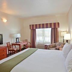Отель Holiday Inn Express & Suites Ashland комната для гостей фото 2