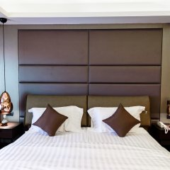 Отель The Connex Asoke Бангкок комната для гостей фото 2