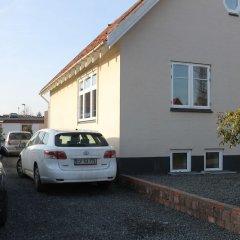 Апартаменты Odense Apartments парковка
