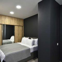Апартаменты Gallery Apartments B сейф в номере