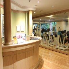 Отель Dusit Princess Srinakarin Бангкок фитнесс-зал