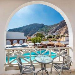 Отель Fomithea Греция, Остров Санторини - отзывы, цены и фото номеров - забронировать отель Fomithea онлайн балкон