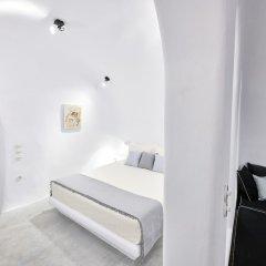 Отель Cave Suite Oia Греция, Остров Санторини - отзывы, цены и фото номеров - забронировать отель Cave Suite Oia онлайн ванная фото 2