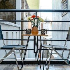 Отель Little Boss Homestay балкон