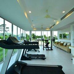 Отель Krabi Boat Lagoon Resort фитнесс-зал фото 3