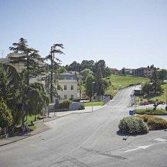 Отель Albergo Romagna Бертиноро парковка
