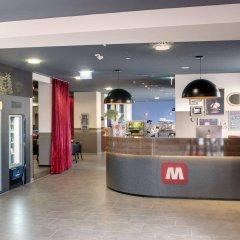 Отель Meininger City Center Зальцбург интерьер отеля фото 2