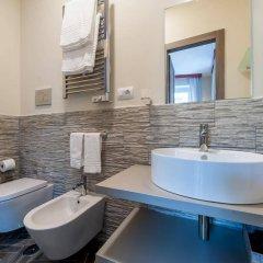 Отель Foro Romano Luxury Suites Италия, Рим - отзывы, цены и фото номеров - забронировать отель Foro Romano Luxury Suites онлайн ванная фото 2