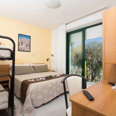 Отель Emilia Италия, Римини - отзывы, цены и фото номеров - забронировать отель Emilia онлайн комната для гостей фото 7