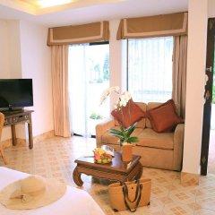 Отель Samui Palm Beach Resort Самуи комната для гостей фото 2