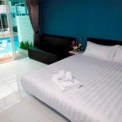 Отель Pool Villa @ Donmueang Таиланд, Бангкок - отзывы, цены и фото номеров - забронировать отель Pool Villa @ Donmueang онлайн комната для гостей фото 3