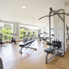Отель Hipotels Gran Conil & Spa Испания, Кониль-де-ла-Фронтера - отзывы, цены и фото номеров - забронировать отель Hipotels Gran Conil & Spa онлайн фитнесс-зал