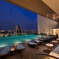 Отель Hilton Sukhumvit Bangkok Таиланд, Бангкок - отзывы, цены и фото номеров - забронировать отель Hilton Sukhumvit Bangkok онлайн бассейн фото 2