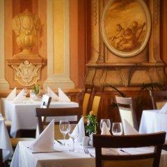 Chateau Hotel Liblice Либлице питание фото 2