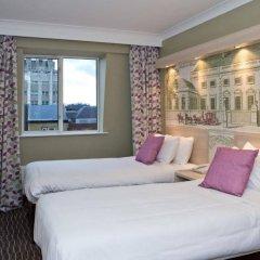 The President Hotel Лондон комната для гостей фото 4