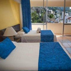 Отель San Marino Vallarta Centro Beach Front Пуэрто-Вальярта комната для гостей фото 3