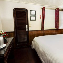 Отель Emeraude Classic Cruises Вьетнам, Халонг - отзывы, цены и фото номеров - забронировать отель Emeraude Classic Cruises онлайн удобства в номере