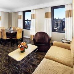 The New Yorker A Wyndham Hotel 2* Люкс с двуспальной кроватью фото 8