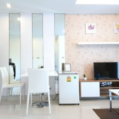 Отель Amazon Condo & Water Park Pattaya Паттайя комната для гостей фото 5