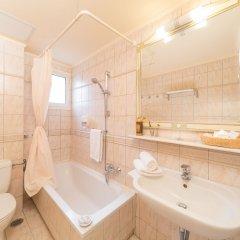 Отель Arcadion Hotel Греция, Корфу - 2 отзыва об отеле, цены и фото номеров - забронировать отель Arcadion Hotel онлайн ванная фото 3