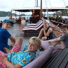Отель Glory Legend Cruise Халонг бассейн