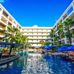 Отель Deevana Plaza Phuket бассейн