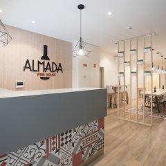 Отель Almada Wine House интерьер отеля