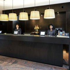 NH Geneva Airport Hotel интерьер отеля фото 3