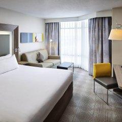 Отель Novotel Toronto North York Канада, Торонто - отзывы, цены и фото номеров - забронировать отель Novotel Toronto North York онлайн комната для гостей фото 5